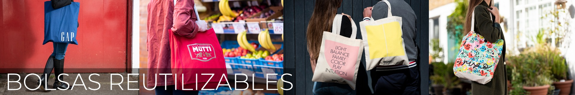 promotional and printed bags and textiles